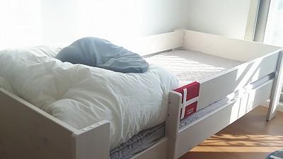 니스툴그로우 침대 추천해요